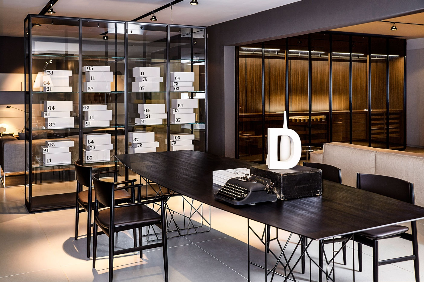 Dream interiors unrivaled luxury for interior spaces for Furniture and design stores