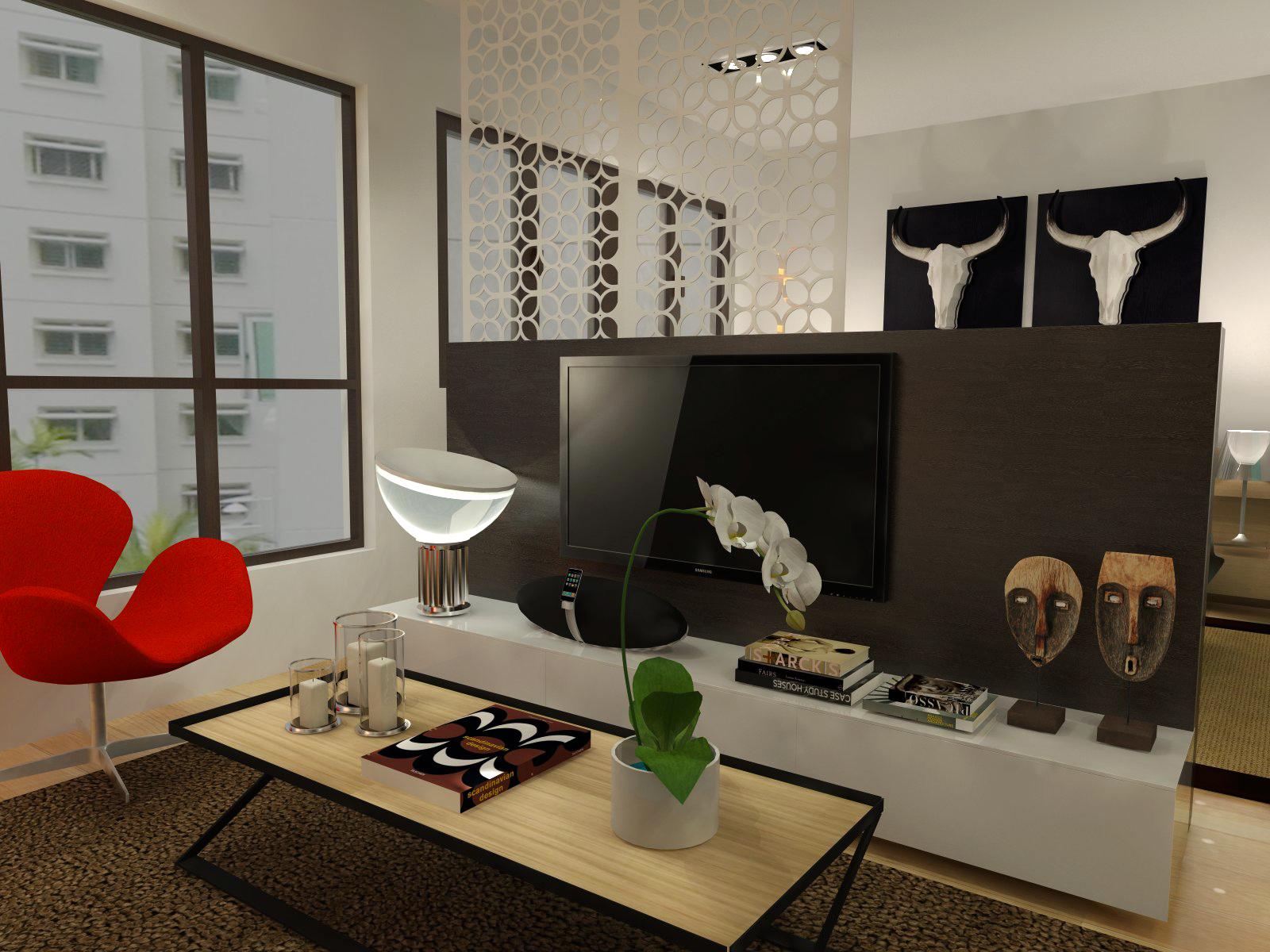 Superb HDB Fernvale River Walk 2 Room Apartment U2013 47 Sqm U2013 Living Room 2  HDRI Awesome Ideas